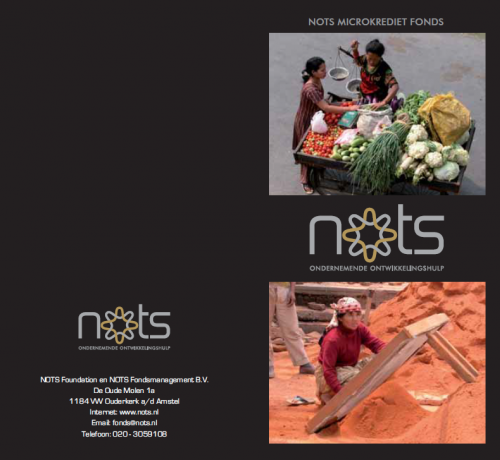 Launch of NOTS Microfinance Bond
