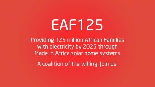 EAF125 becomes Smart Africa Flagship Project